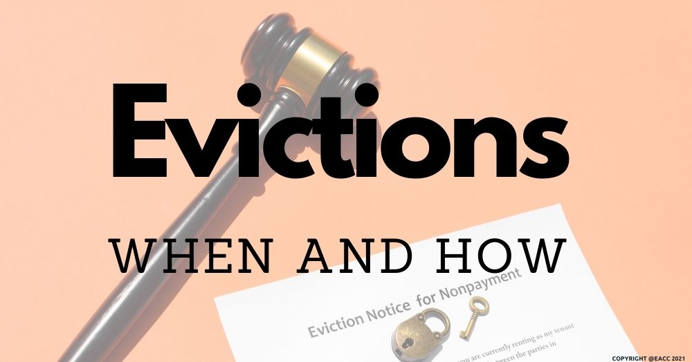 Carrying Out Evictions in Brighton and Hove
