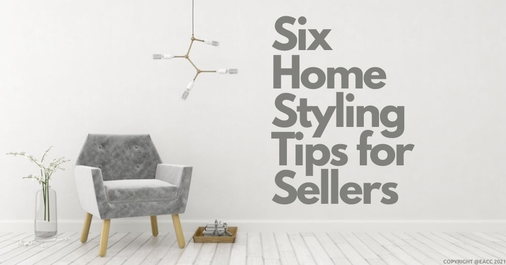 Six Home Styling Tips for Brighton and Hove Sellers