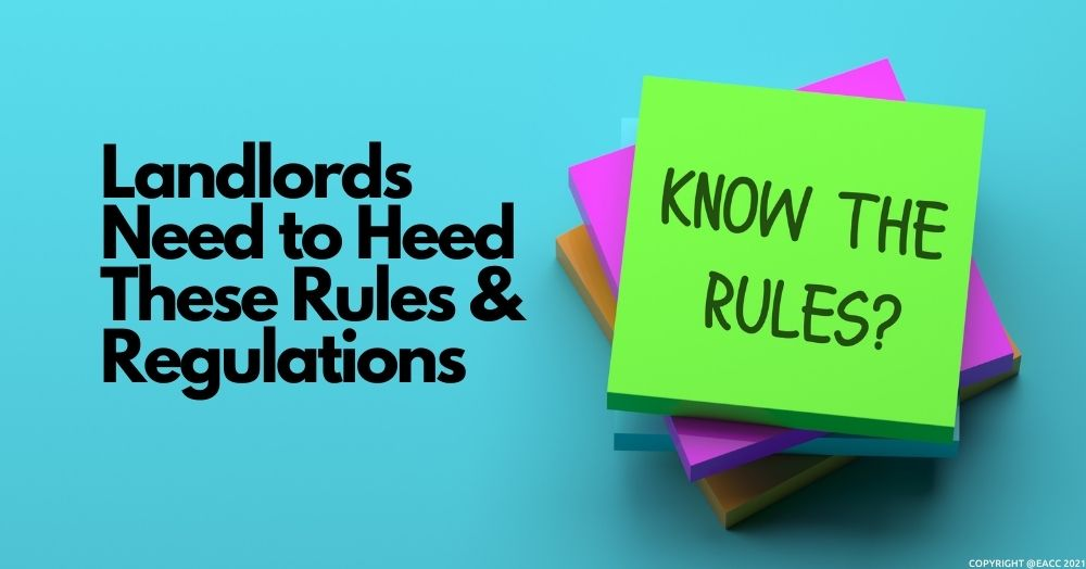 Landlords in Brighton and Hove Need to Heed These Rules and Regulations