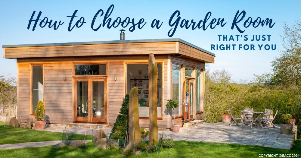 How to Create the Perfect Garden Room at YourBrighton and Hove Home