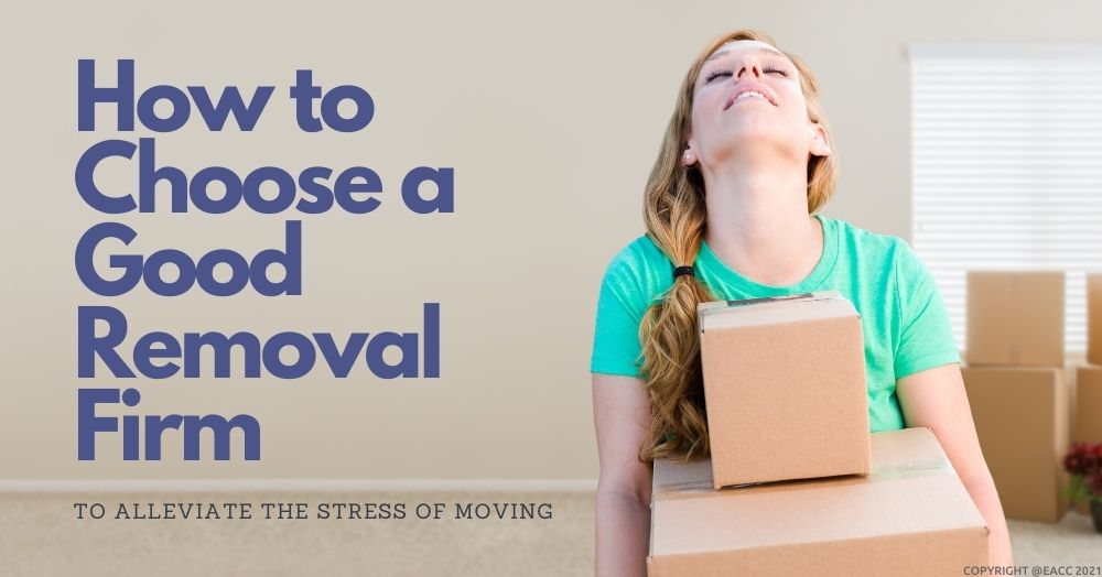 Finding the Right Removal Firm for Your Brighton and Hove Move
