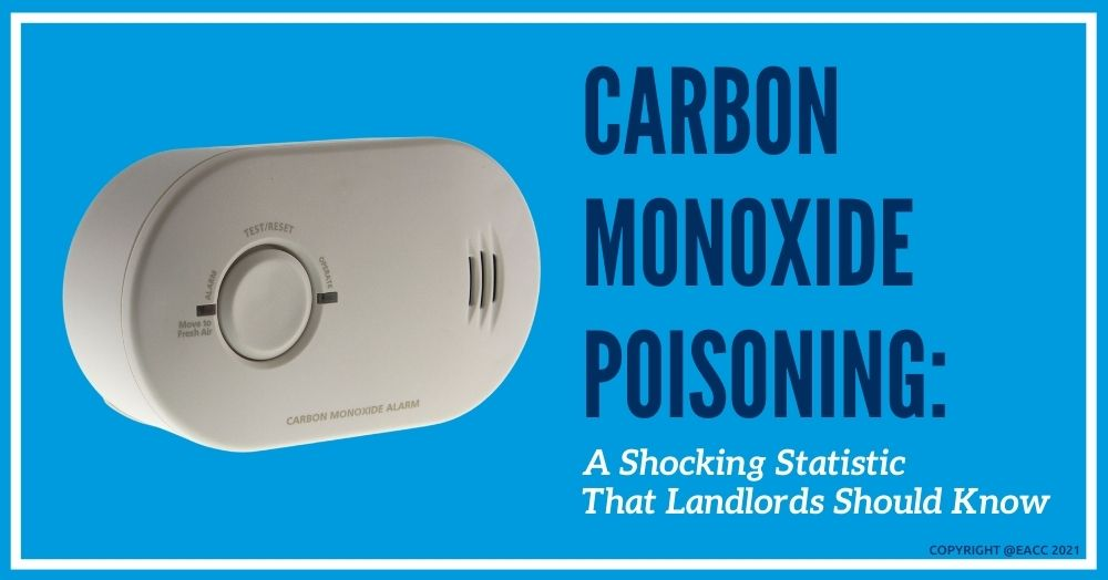 Carbon Monoxide Poisoning: A Shocking Statistic That Brighton and HoveLandlords Should Know