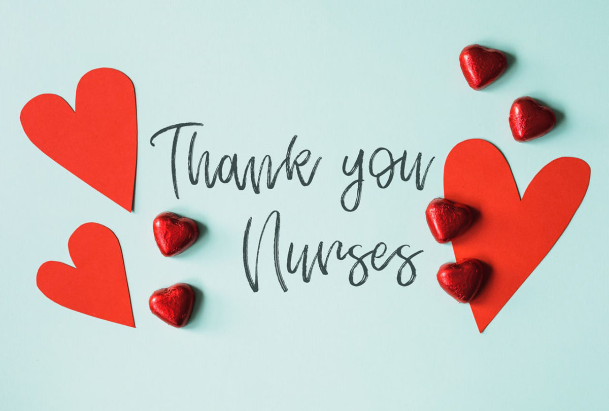 International Nurses Day: How People in Brighton and HoveCan Say Thanks